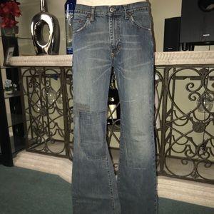 Guess? G Brand vintage men's bootcut jeans 32